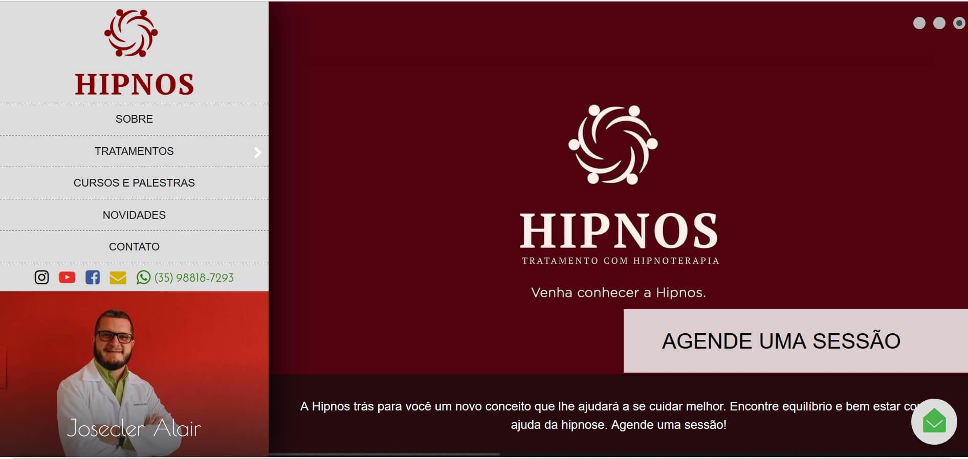 Hipnos - Lavras MG
